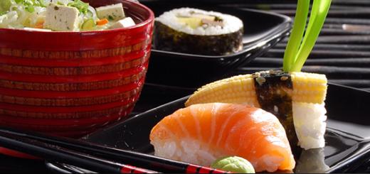 Sushi Manga i kolding