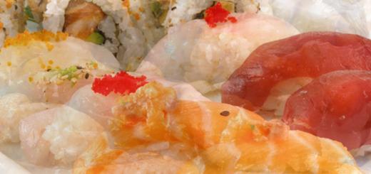 Sushi restaurant i centrum af Århus