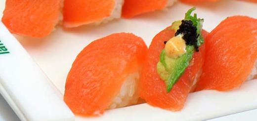 SushiMania sushi i Aalborg