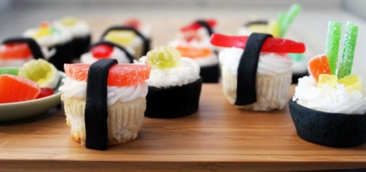 Sushi-Sideview
