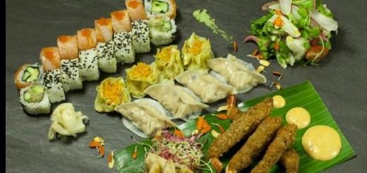 Sushi vesterbo på Kung Fu Izakaya Bar
